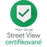 street view certifikované